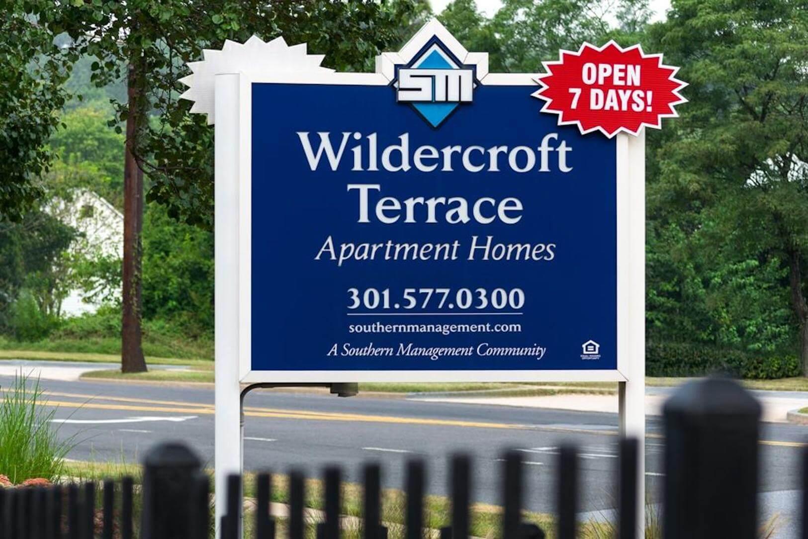 Wildercroft Terrace
