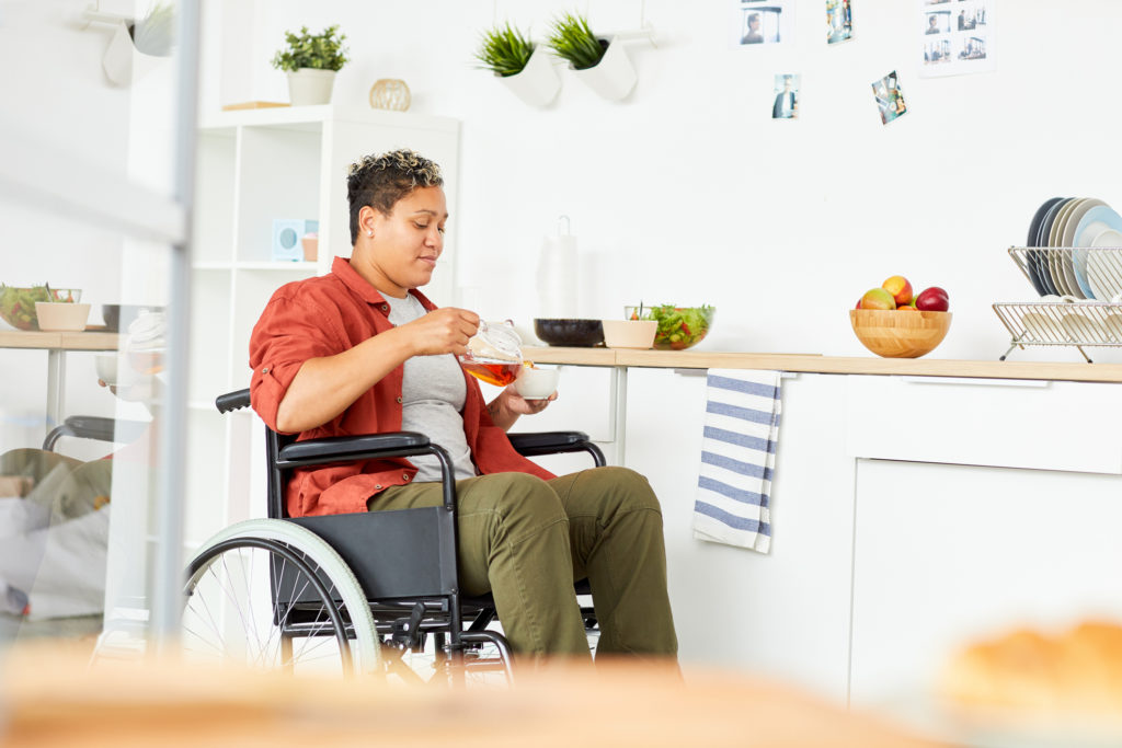 wheelchair accessible appointment